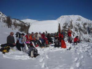 Mercantour - Janvier 2010