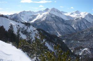 Col de l'Echelle - Février 2016