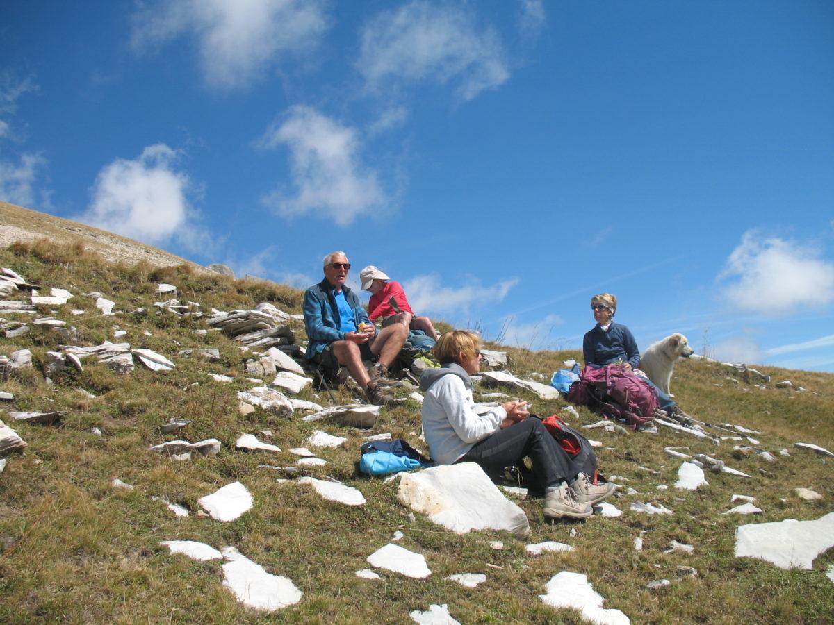 Le col de Charnier (2103 m)