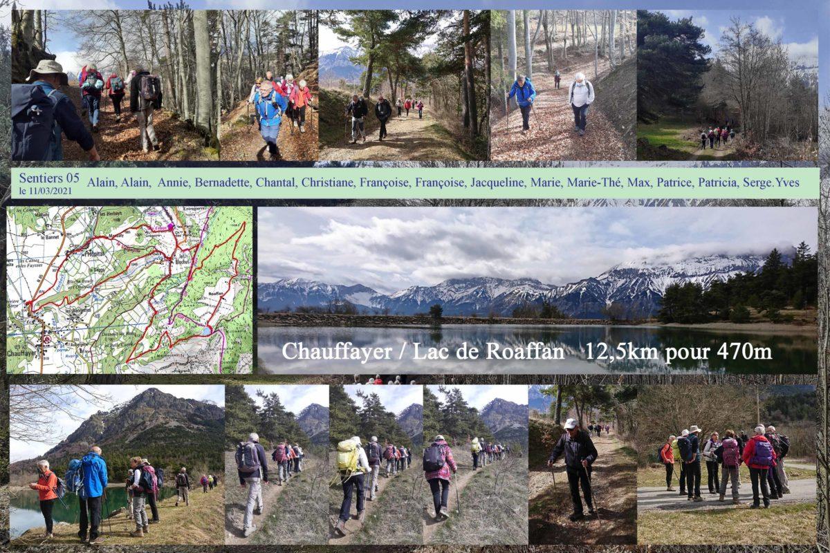 Chauffayer / Lac de Roaffan / Chauffayer