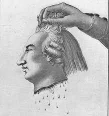 La tête de Louis XVI